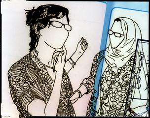 Echos & Rhymes, Jowhara AlSaud