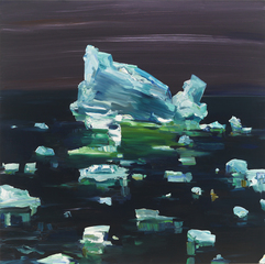 The Ice Chunks, Nina Rizzo