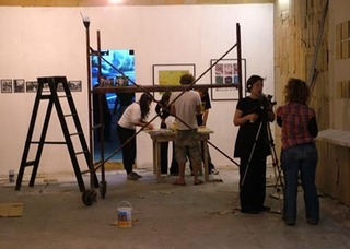 Exhibition Mounting,