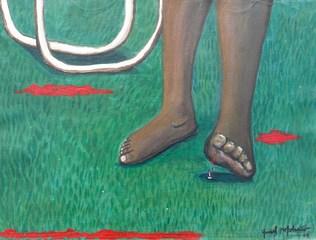 barefoot, Yamel Molerio