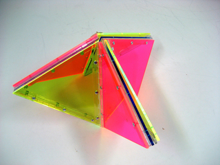 Nine Triangles,Marta Chilindrón