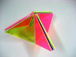 Nine Triangles, Marta Chilindrón
