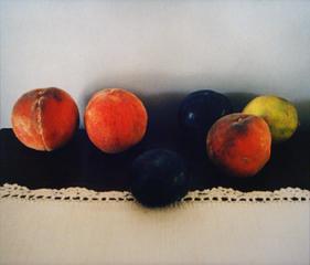 Pêches, prunes et citron. Santulussurgiu (2), Patrick Faigenbaum