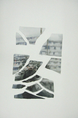 Torn Photo No.1, Guo Hongwei