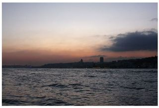 Untitled (Bosphorus),David Horvitz