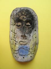 Blue Cloud on Chin, Susan Puleo