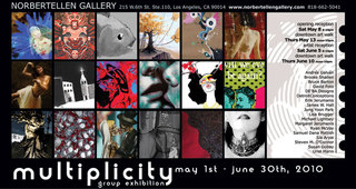 MULTIPLICITY group exhibition,