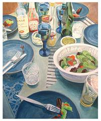 Lunch, Tania Beaumont