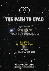 The Path to Dyad, Gregory Ito and Korakrit Arunanondchai