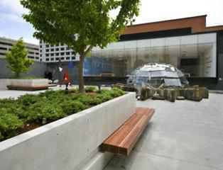 SFMOMA Rooftop Garden,