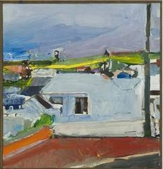 Chabot Valley , Richard Diebenkorn