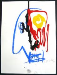 Yellow Eye , Lahcen Khedim