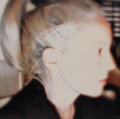 Auto Portrait (Pastel Study), Michelle de Metz