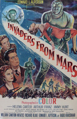 Invaders From Mars, William Cameron Menzies