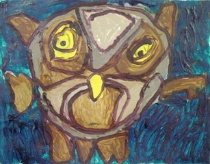 Owl, Debbie Bleich