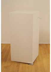 Pedestal (leveled)  ,Tony Tasset
