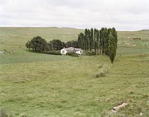 Abandoned farmhouse near Molteno, Eastern Cape, David Goldblatt