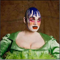 Leigh Bowery, Session I, look 2, Fergus Greer