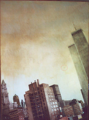 Twin Towers, Larry Engel
