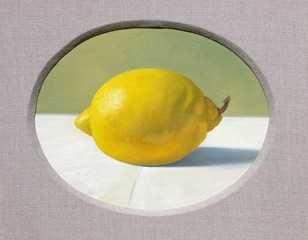 Oval Lemon, Edgar Soberon