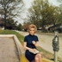 Eggleston_woman_on_curb