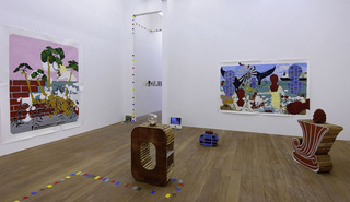 Carbon Footprint (exhibition view at Galerie Laurent Godin, Paris),Scoli Acosta