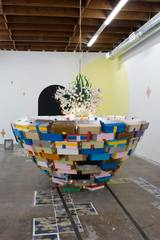 Bountiful (exhibition view at LAXART), Scoli Acosta
