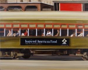 Inspired American Food, Allan Gorman