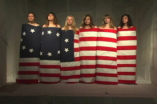 Flag Girls (still),Jen DeNike