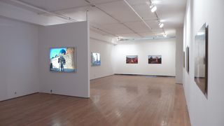 Daughters of Turan, Installation View, Almagul Menlibayeva