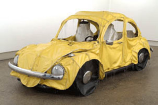 Yellow Bug,Margarita Cabrera