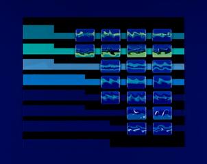 Journey in Dark Blue, David Gev