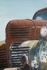 Abandoned on 37, Sue Lassetter