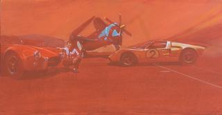 Flying Machines, Tim Mitoma
