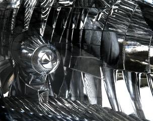Prius Head Light, Susan Searway