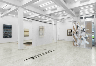Installation Shot,Mitzi Pederson, Alexander Wolff