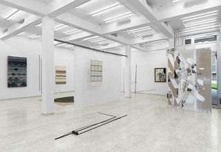 Installation Shot, Mitzi Pederson, Alexander Wolff
