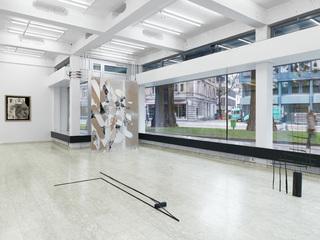 Installation View, Mitzi Pederson, Alexander Wolff