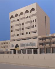 Kurdish Democratic Party HQ (2005), Daniel Rich