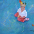 Girl_with_doll_acrylic_canvas_16x20in