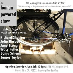 the Human Powered Show, Greg Schenk