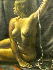 Nude Study, Chuck Walker