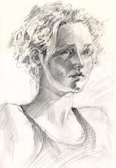 Jeune Fille, Laura Coyle