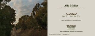 Los Angeles (Exposition 04_3a), Alia Malley