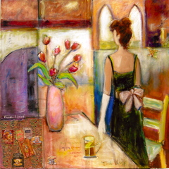Tea Time, Lisa Linch