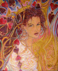 Coeur Croise Pique, Aime Venel