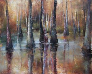 """Song of Cypress\', Tracey Lane"