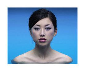 Chinese Pool Portrait (4088 Zhu Zhu), Roland Fischer