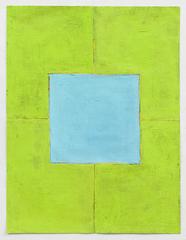 GreenYellow/AquaBlue, Louise P. Sloane