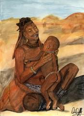 African Madonna, Deborah Duffy